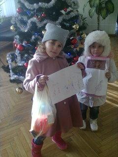 Рябченюк Юлія і Софія с.М.Чернятин Старокостянт.р-н